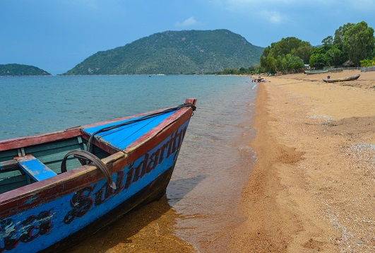Cape Maclear Lake Malawi