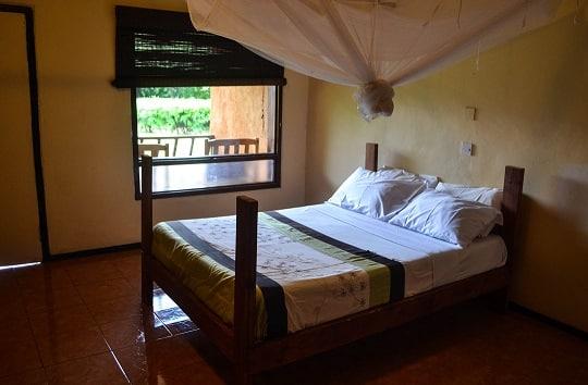 Room #1 Safari Beach Lodge Malawi