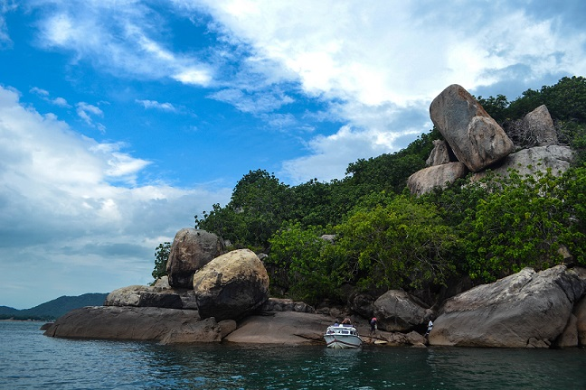 Lizard Island Lake Malawi