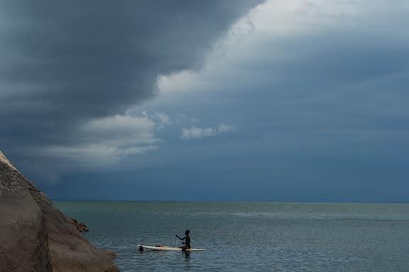Storm Lake Malawi