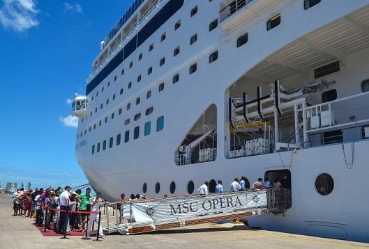 MSC Opera Durban