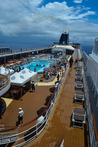 MSC Opera Cruise to Mozambique