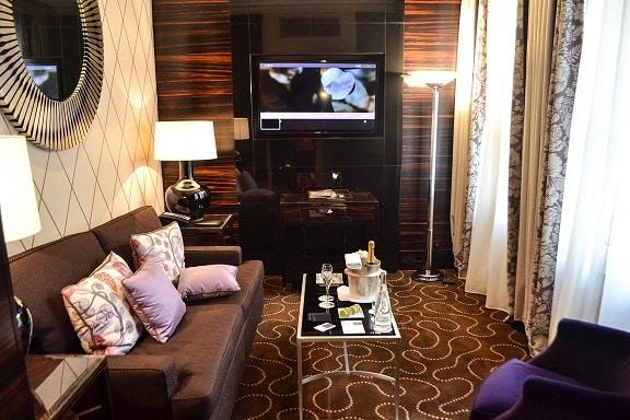 Hotel Prince de Galles Paris France