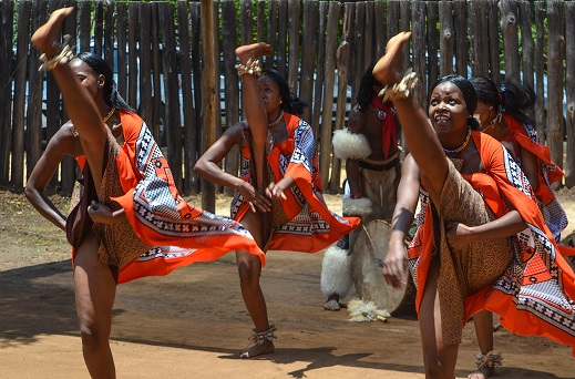 dance show Swaziland Cultural Center