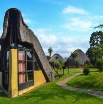 Off the Grid in the Kingdom of Swaziland