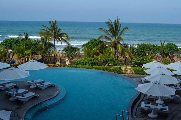 Pool Sheraton Bali Kuta Bali Indonesia