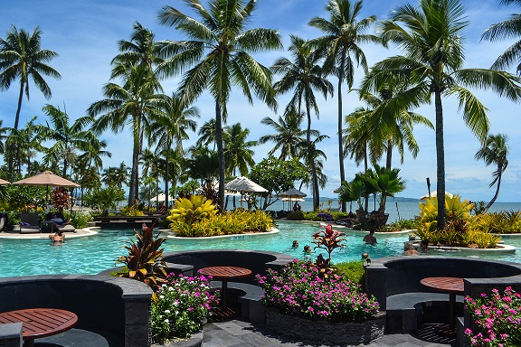 Pool Sheraton Fiji Resort