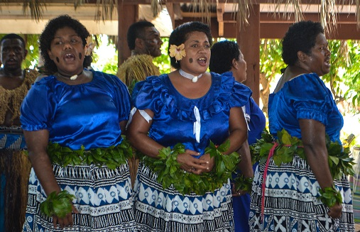 South Sea Island Fiji Mamanucas