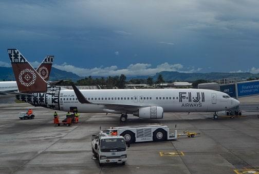 Nadi Airport Fiji
