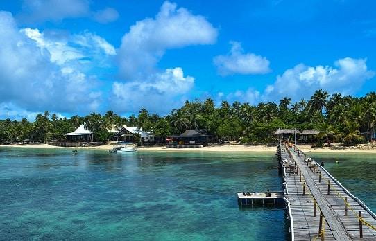 Mana Island Fiji Mamanucas