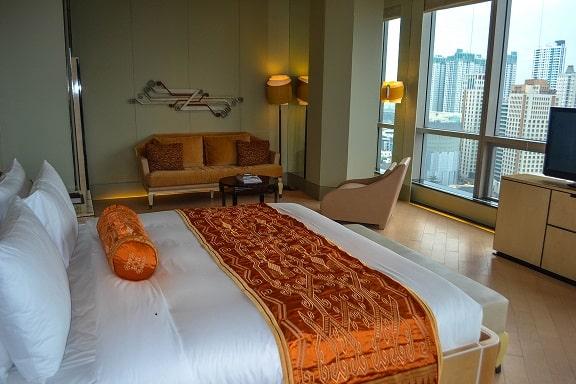 Suite Keraton at the Plaza Jakarta