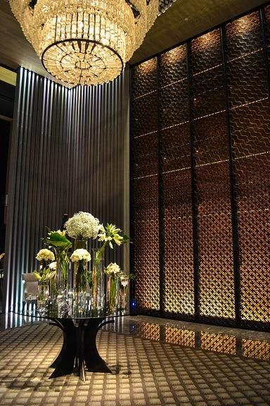 Lobby Keraton at the Plaza Jakarta Indonesia
