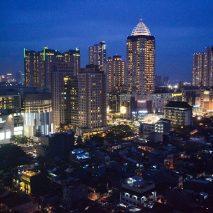 Jetlagged in Jakarta