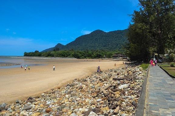 Damai Beach Sarawak Borneo