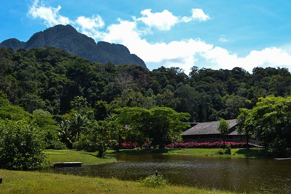 Sarawak Cultural Village Borneo