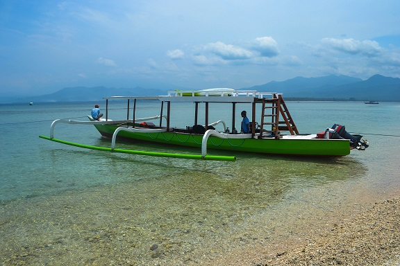 Lombok Gili Islands Indonesia