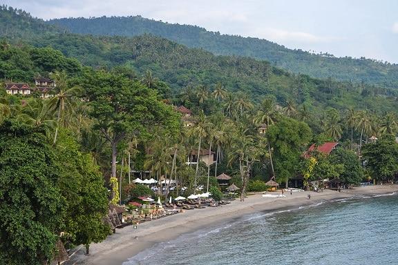 Sheraton Senggigi Beach Resort Lombok Indonesia