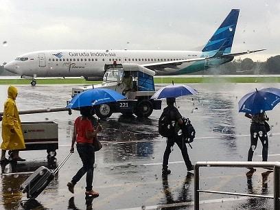 Yogyakarta Airport Java Indonesia