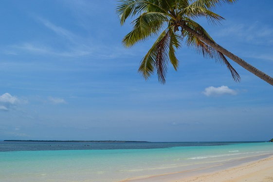 Bara Beach Bira Sulawesi Indonesia