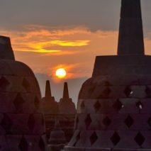Yogyakarta & Sunrise at Borobudur