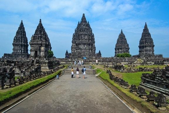 Prambanan Yogyakarta Java Indonesia