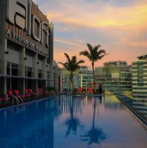 Photo of the Day – Sunrise, Aloft Kuala Lumpur Sentral