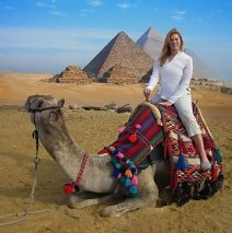 Photo of the Day – Camel Ride Around the Pyramids