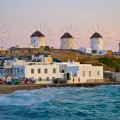 Mykonos Windmills Greek Islands
