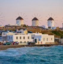 Photo of the Day – Mykonos Windmills, Greek Islands