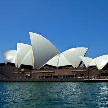 Summering in Sydney