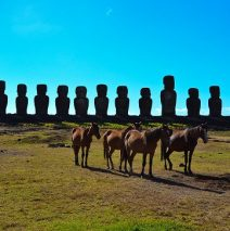 Photo of the Day – Ahu Tongariki, Easter Island