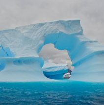 Photo of the Day – Iceberg Graveyard Antarctica