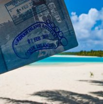 Photo of the Day – One Foot Island Post Office, Aitutaki