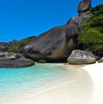 Photo of the Day – Sail Rock, Similan Islands