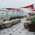 JFK Sky Club Deck