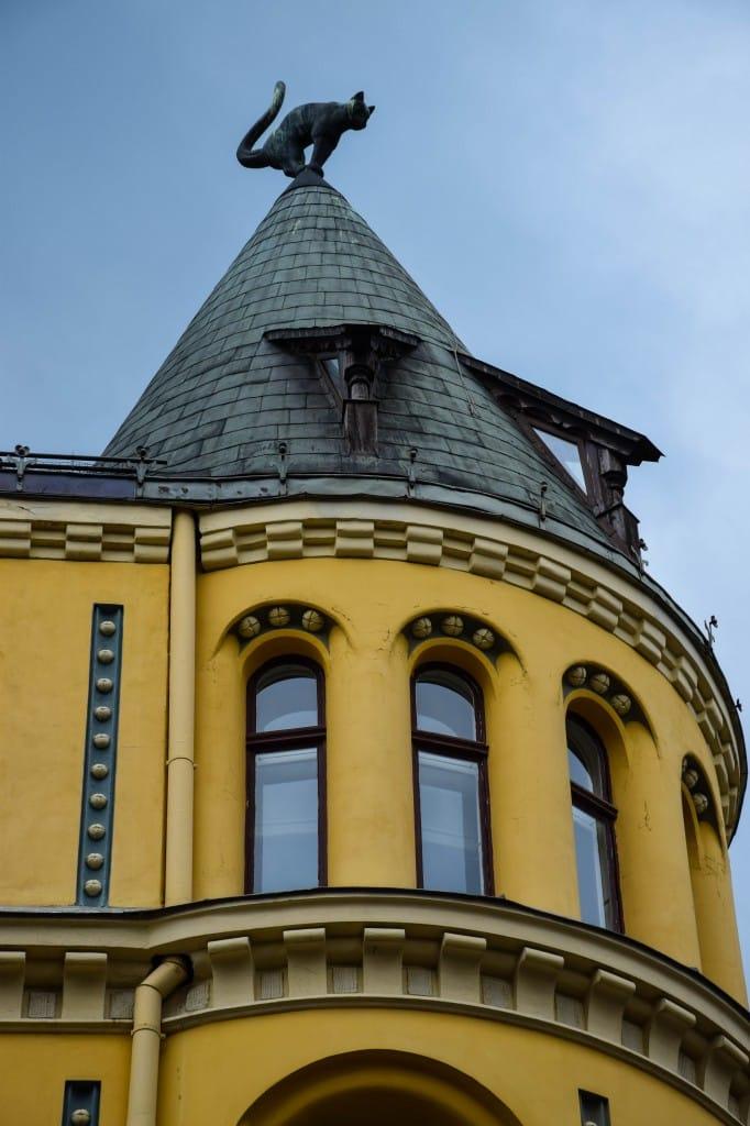 Cat House Riga Latvia