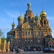 From Russia with Luxe…the Splendor of St. Petersburg