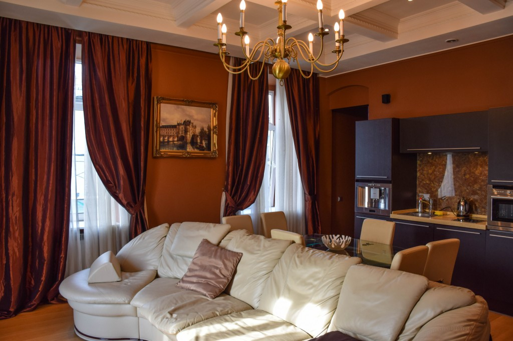 Apartment rental St Petersburg Russia