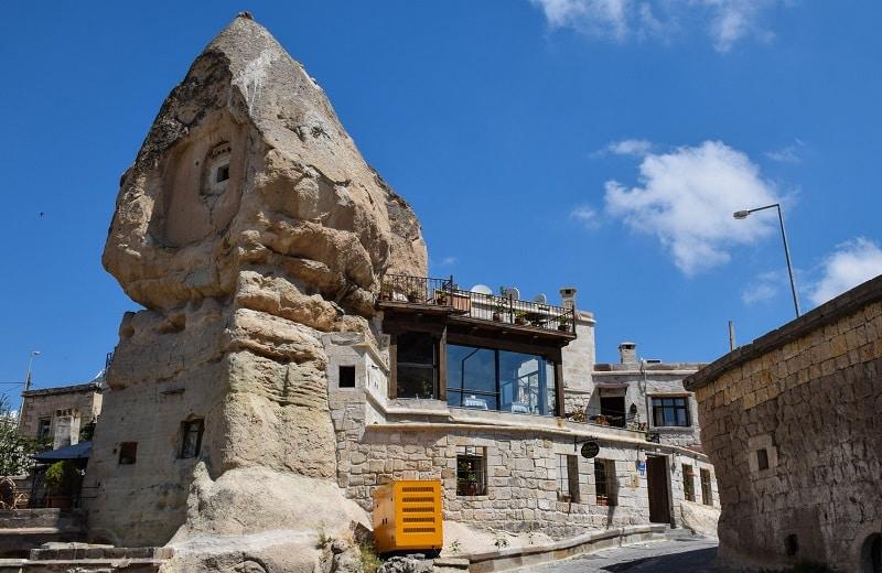 Divan Cave House Goreme Cappadocia