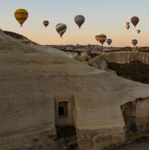 Cave Dwelling & High Flying in Cappadocia