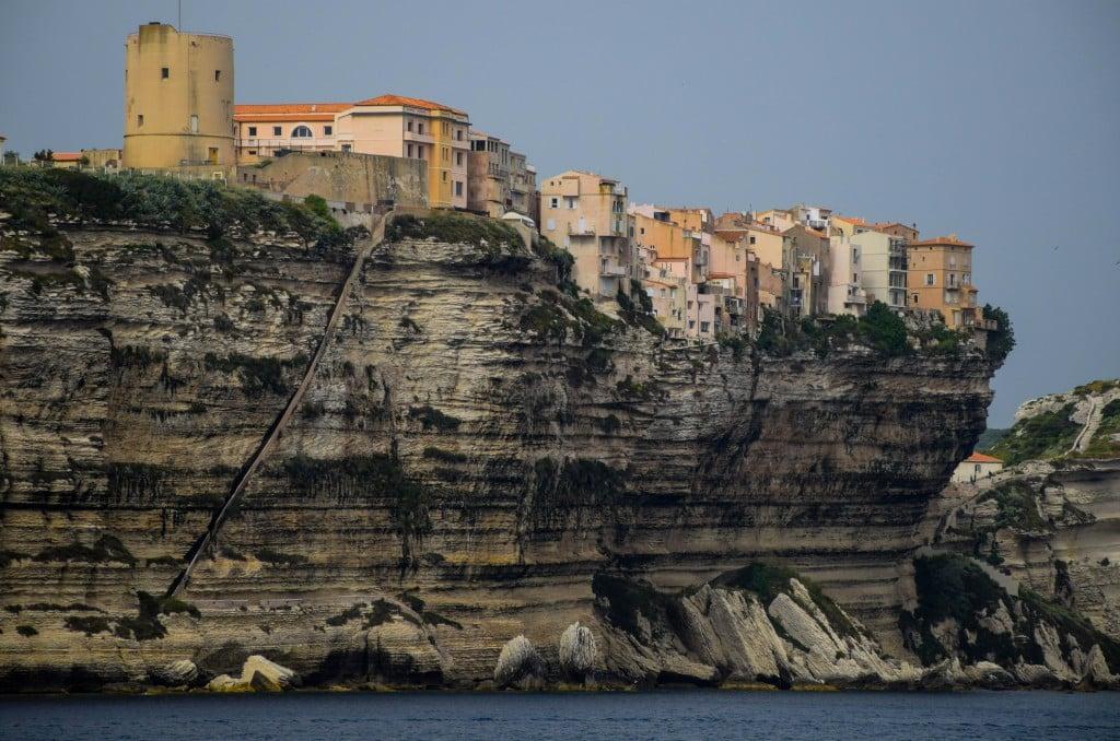 Cliffs Bonifacio Corsica