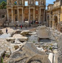 Photo of the Day – Library of Celsus, Ephesus Turkey