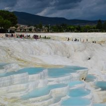 A Play Day at Pamukkale Turkey
