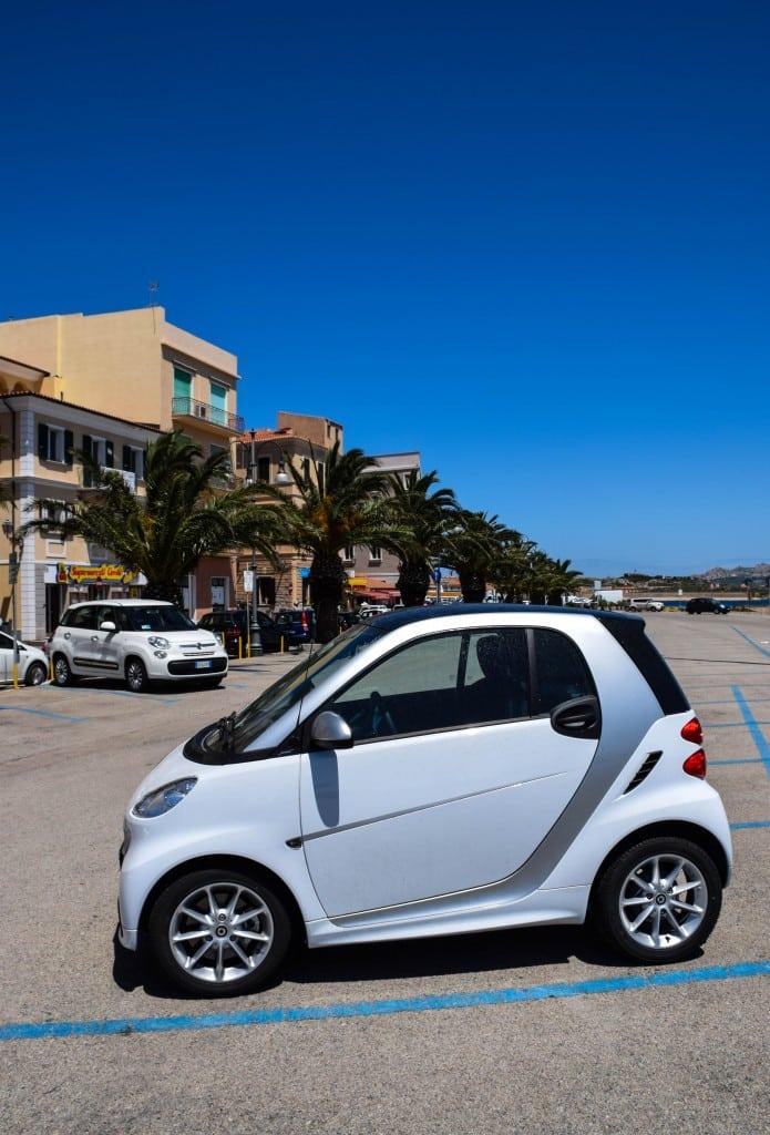 Smart Car Sardinia
