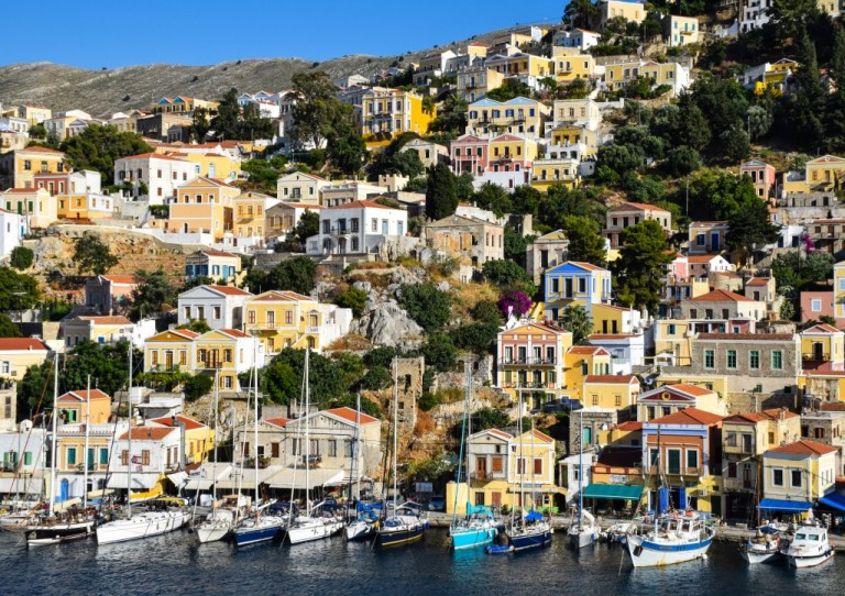 Sparkling Symi is the Best Greek Island You've Never Heard Of