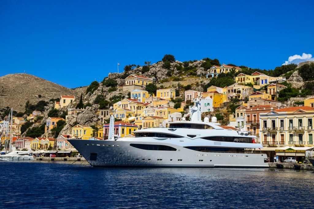 Yacht Symi Greece