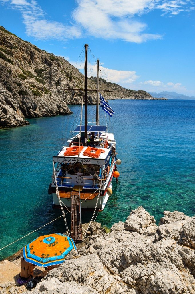 Poseidon Circle Island Symi Greece