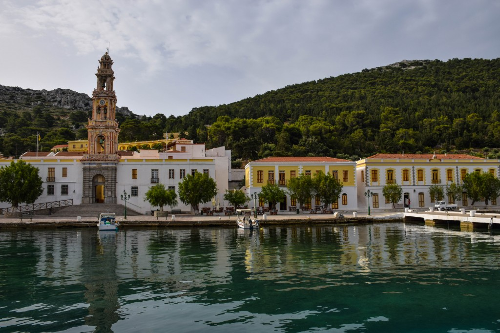 Panormitis Monastery Symi Greece