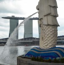 Photo of the Day – Merlion Park, Singapore