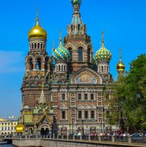 Photo of the Day – Church of Our Savior on Spilled Blood, Russia
